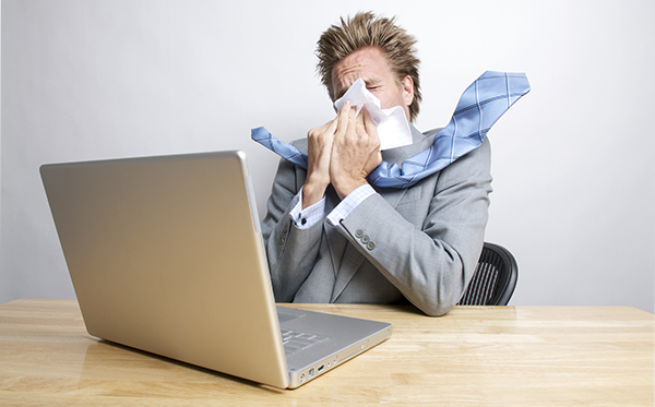 rethinking how to manage coughs and colds in the workplace